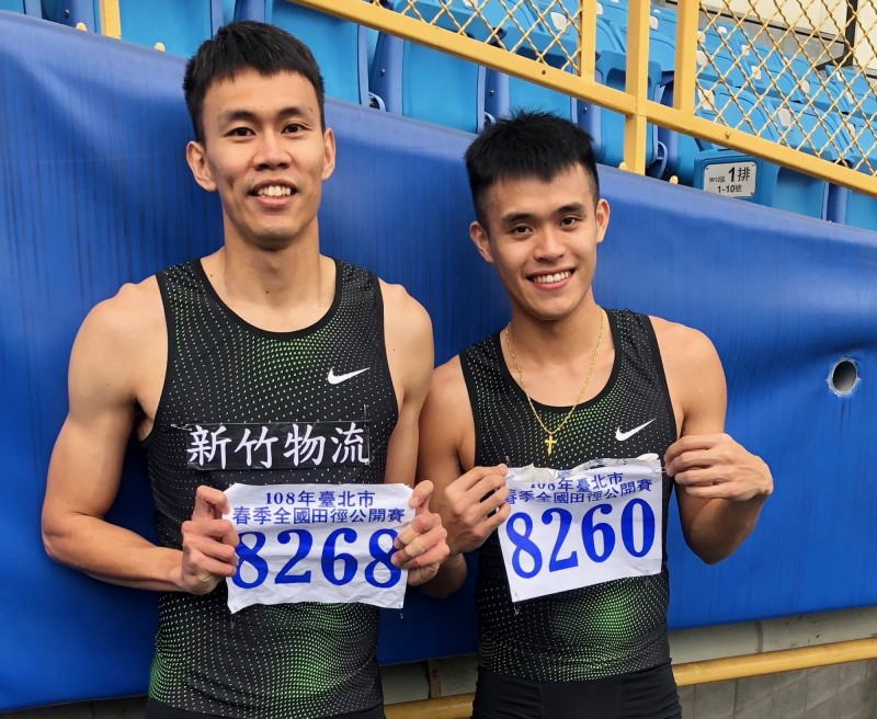 田徑》跨欄雙雄陳奎儒、楊尉廷春季盃登場 為亞錦賽全力衝刺