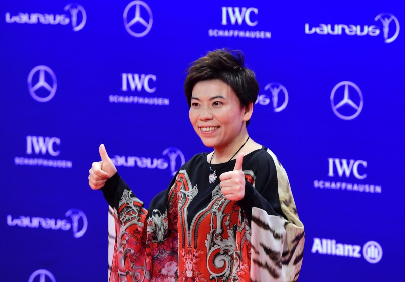 桌球》愛子國籍挨轟 中國「桌球女皇」急曬護照澄清