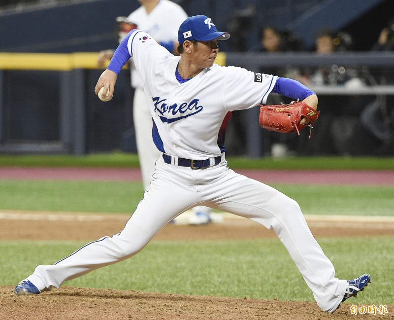 棒球》低肩側投曾飆160公里  林昌勇職棒征戰24年宣告退休