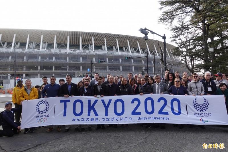 東京奧會開幕門票 台灣恐怕只能分到50張