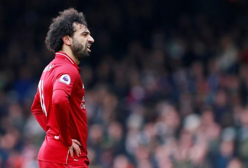 足球》薩拉近7場沒進球 英格蘭傳奇球星:他被摸透了