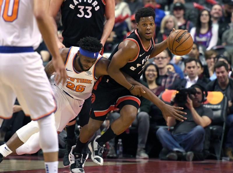 NBA》羅利遭尼克菜鳥壓傷右腳 直言對方打球髒