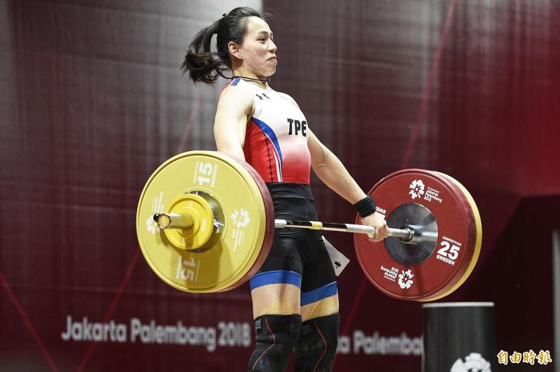 舉重》郭婞淳稱霸世錦賽 國際舉重總會點出三大關鍵