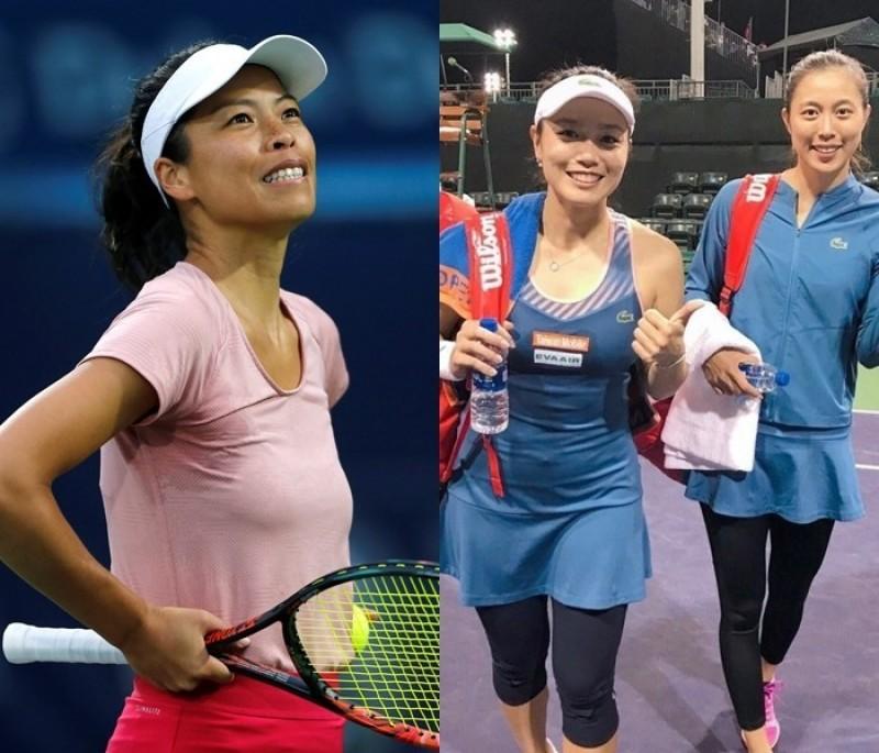網球》邁阿密風雲再起 謝淑薇、詹家姊妹決賽才將碰頭