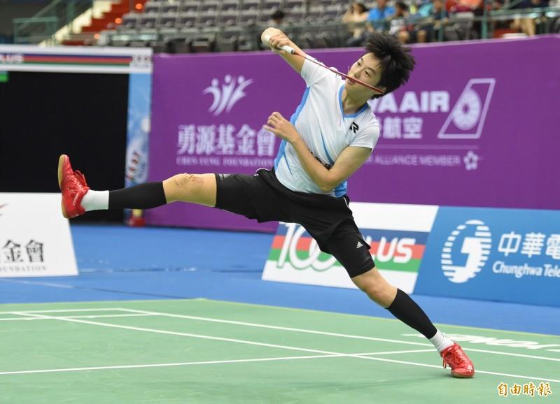 羽球》與香港苦戰五點 台灣隊亞洲混團八強止步