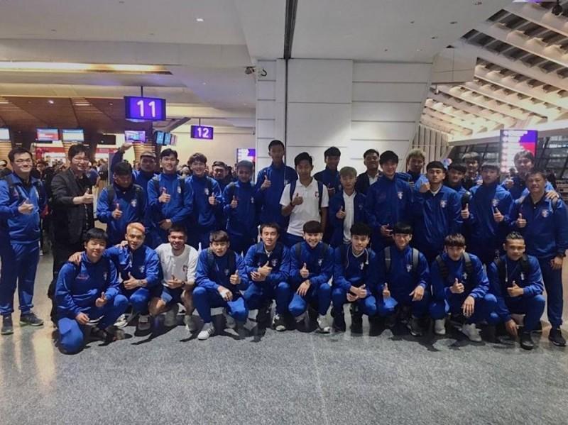 足球》台灣男足籤運差分入死亡之組 奧運資格賽首戰遭南韓痛宰