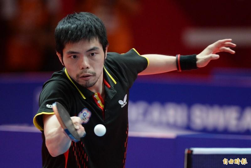 桌球》阿曼桌球賽 台灣一、二哥男單32強門票輕鬆拿