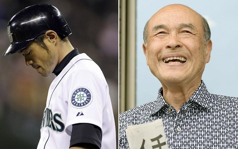 MLB》一朗退休 父親首度發言「想起兒時的他」
