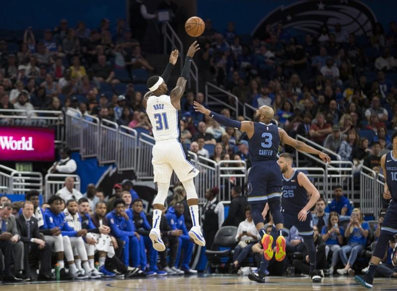NBA》上演大比分逆轉秀  魔術延長賽退灰熊笑納4連勝