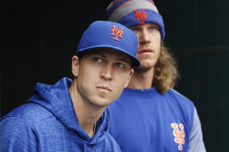 MLB》催促球團續約德葛隆 雷神:該付的錢就要付