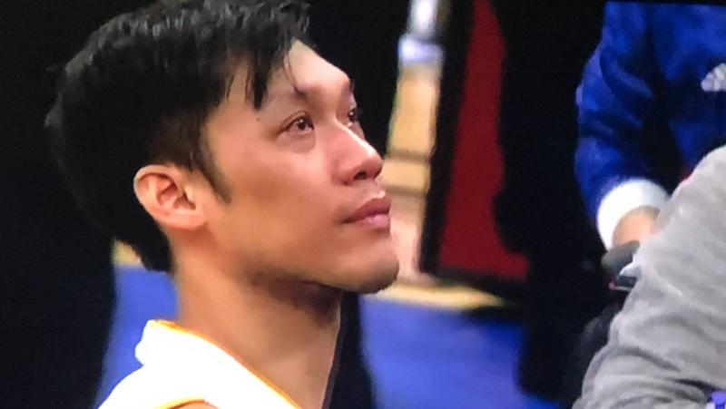 CBA》「野獸」林志傑10年中國行劃下句點? 今賽後流下英雄淚