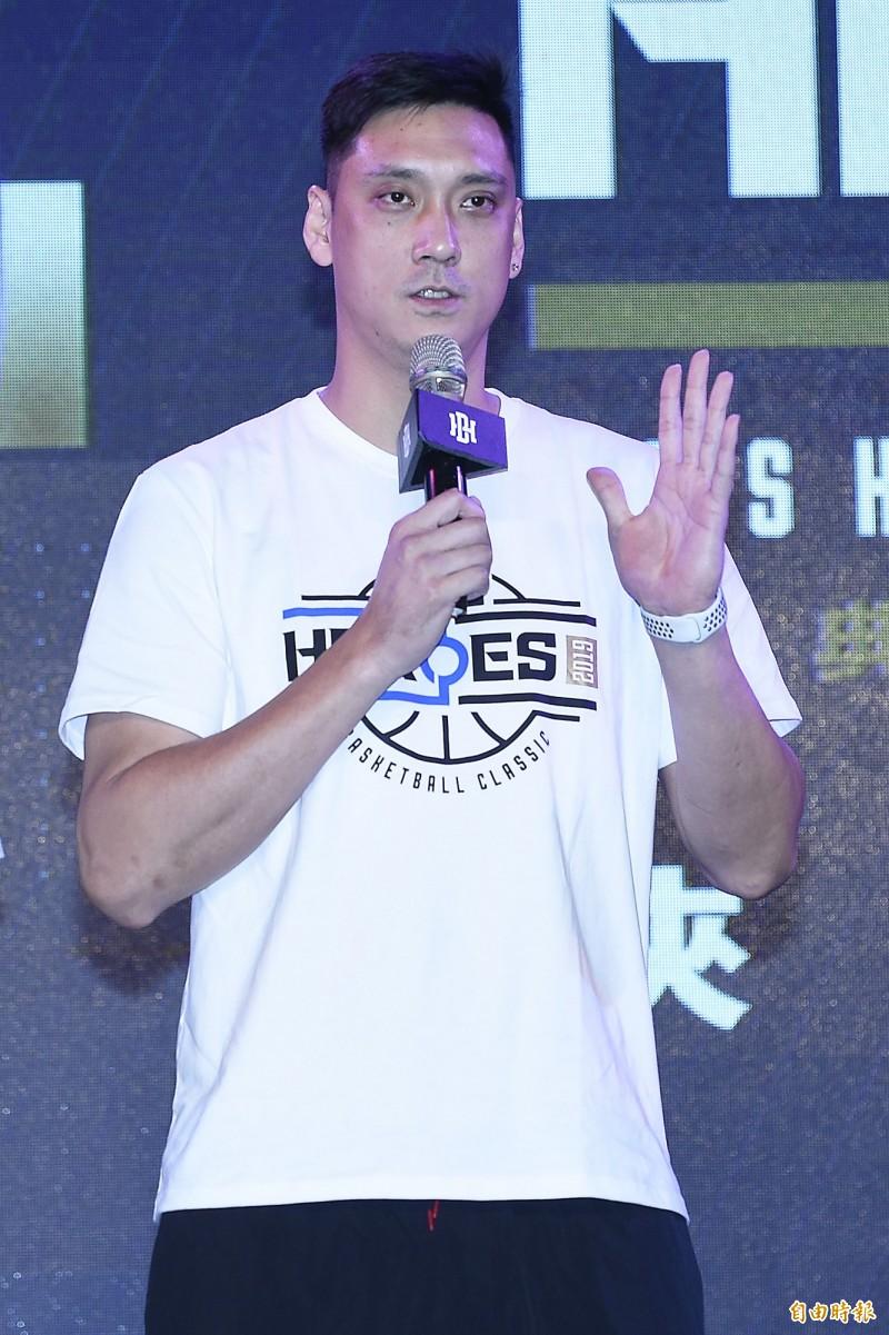 籃球》選秀挑陳信安?田壘:想看他和林志傑對決