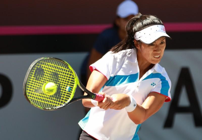 網球》聯邦盃首戰台灣娘子軍連贏20局 橫掃地主塔吉克