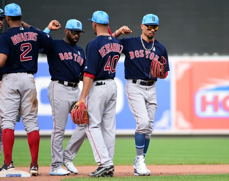 MLB》德弗斯延長賽致勝轟 紅襪奪本季最長5連勝
