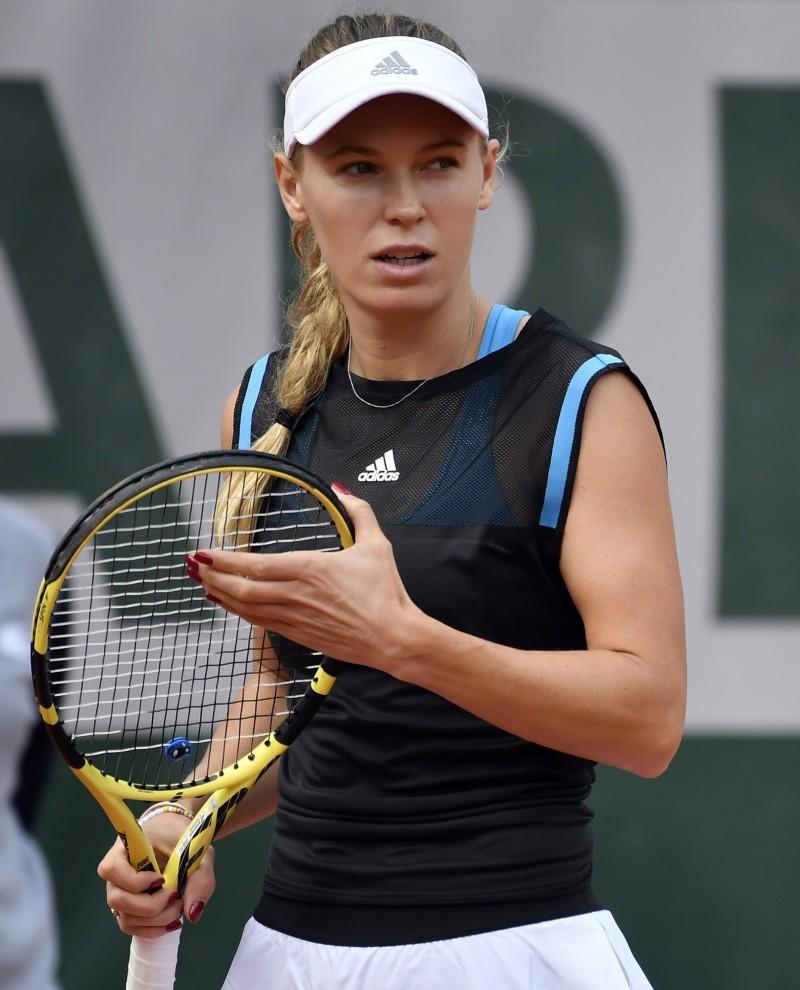 網球》丹麥甜心終於嫁成功!揮別麥克羅伊「落跑新郎」陰霾