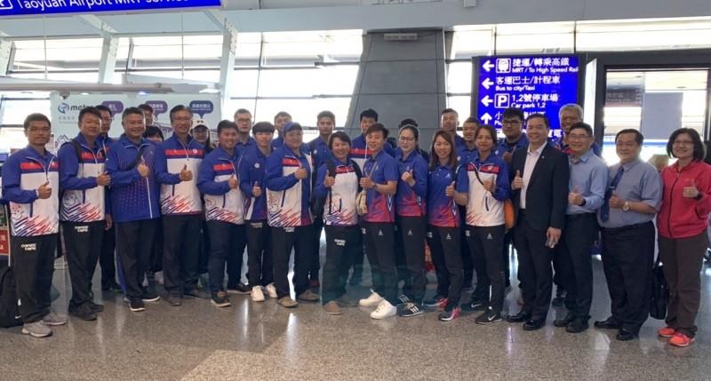 射箭》台灣射箭隊凱旋歸國 全力備戰東京奧運