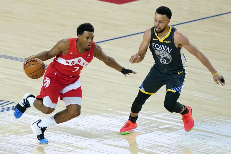 NBA》勇士球團買下多倫多報紙滿版廣告 祝賀暴龍奪下歷史首冠