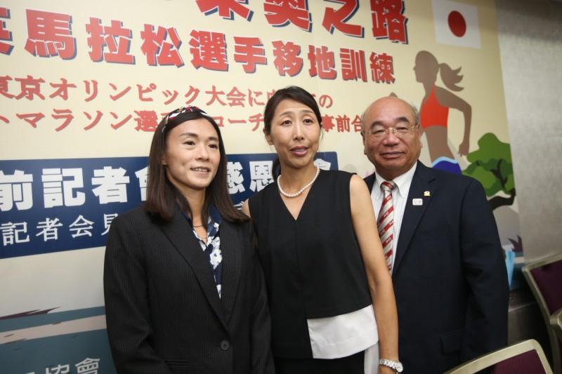 備戰明年東京奧運 馬拉松台將赴日本移訓交流
