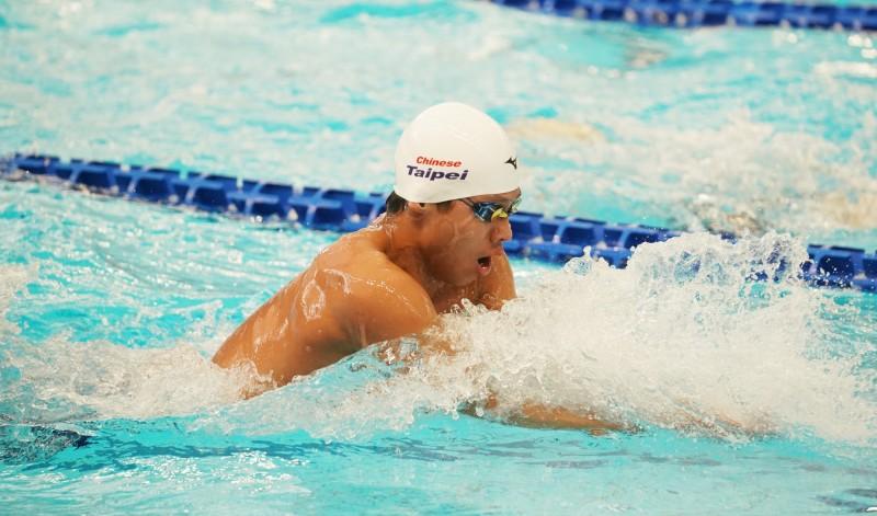 游泳》王星皓香港200混摘金 台灣史上首達奧運A標「泳士」