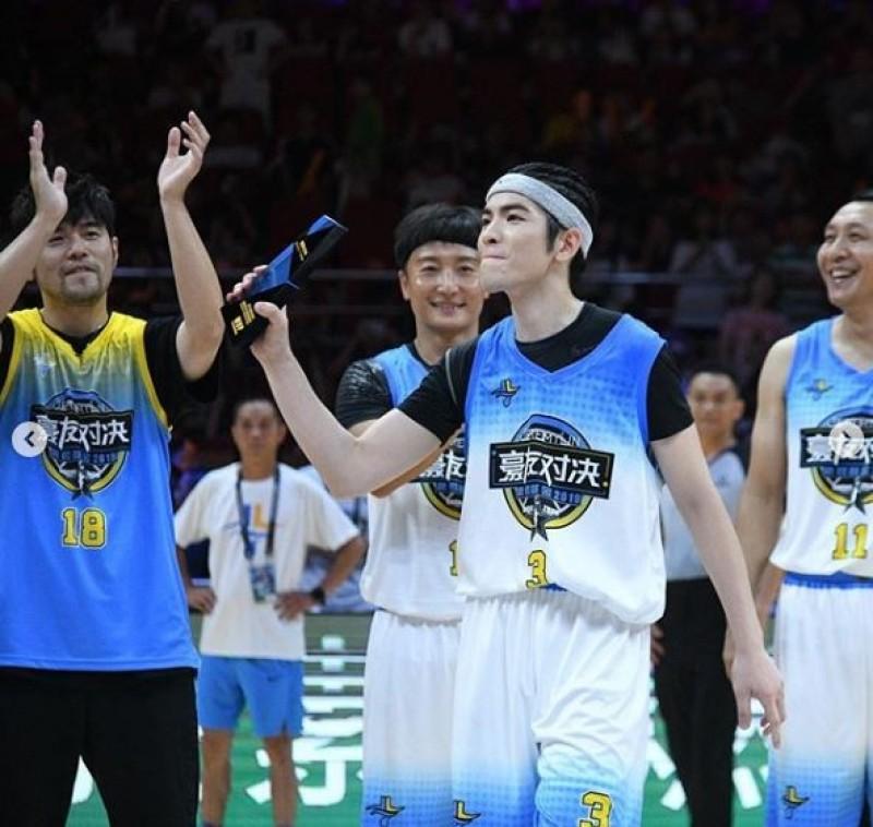 籃球》蕭敬騰轟46分奪MVP 林書豪:老蕭動作像艾佛森