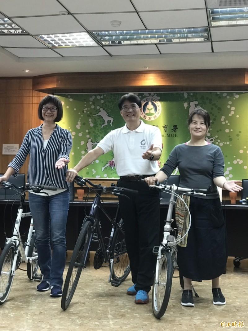 推廣自行車運動旅遊 體育署打卡熱點路線票選