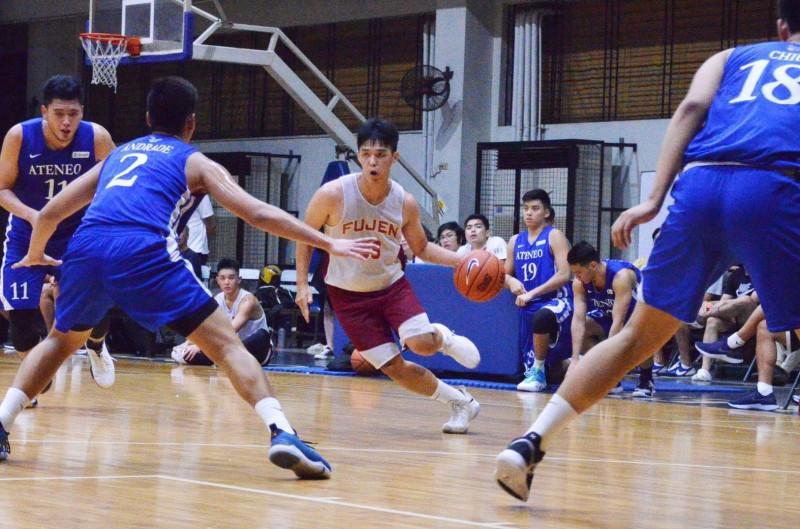 籃球》輔大與5菲國頂級大學過招 學習「敢鬥」精神備戰新球季