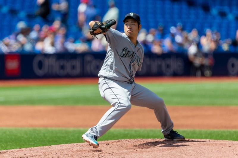 MLB》菊池雄星旅美代表作 96球投出完封勝(影音)