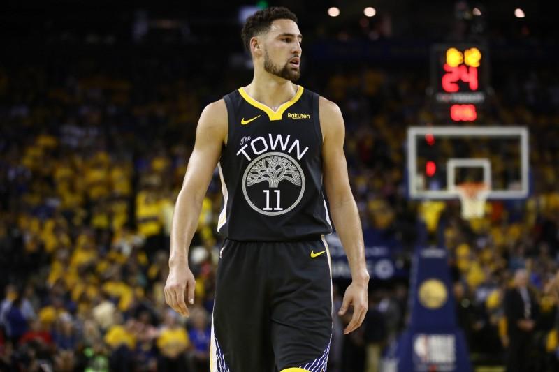 NBA》下季有望提前歸隊? 湯普森老爸爆兒子復元神速