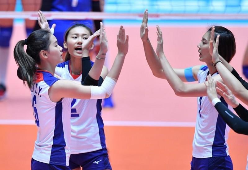 女排亞錦賽》致命第三局!台灣吞敗仍擠進奧運資格賽