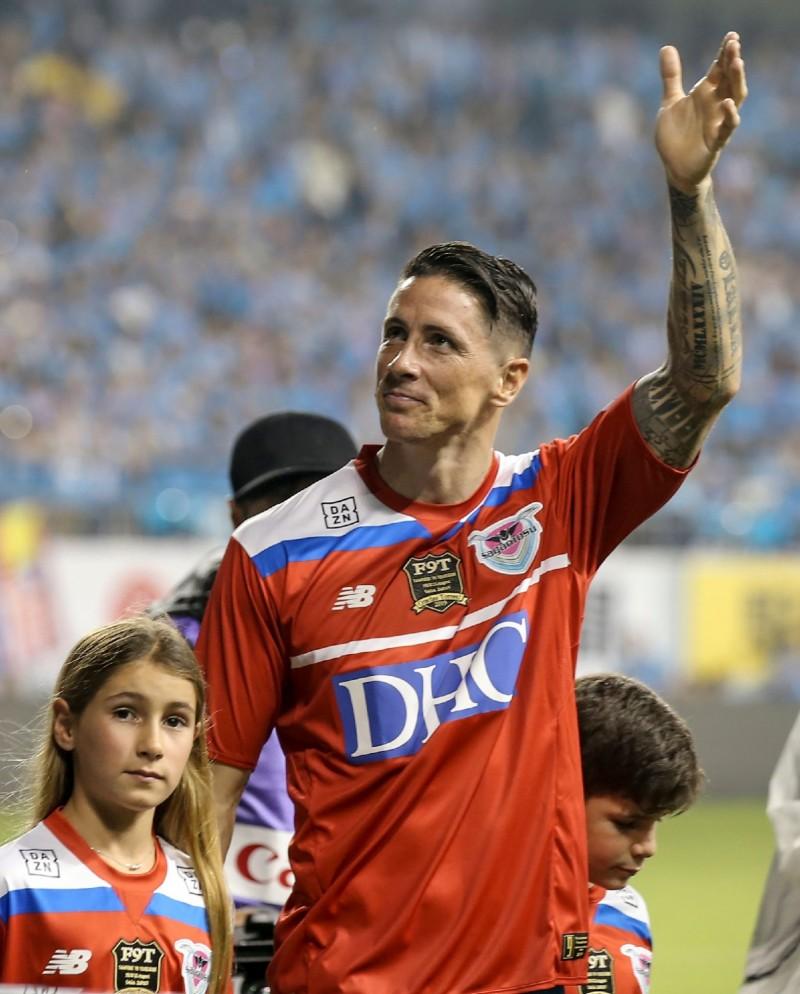 足球》西班牙金童職涯完結篇 終戰與昔日戰友同場較勁