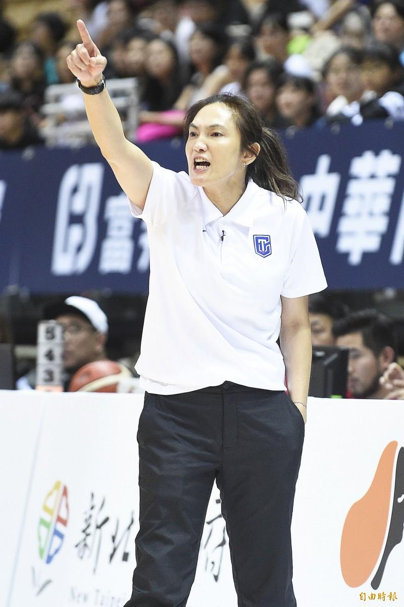 出任韓國瑜體育召集人 錢薇娟:選手出去、國際賽進來、體育發大財