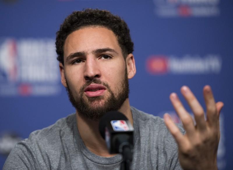 NBA》勇士K.湯普森何時回歸? 權威醫生籲:至少休兩年