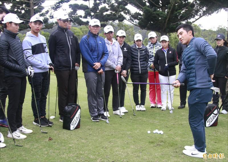 潘政琮專訪》投入青少年培訓 回饋台灣栽培