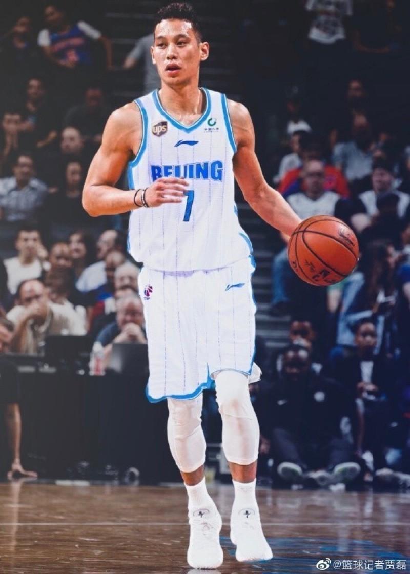 籃球》林書豪40分、劉錚0分 9年NBA不是待假的!