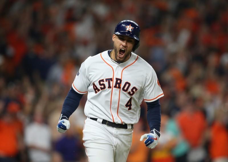 MLB》「春天哥」開轟追平洋基!成季後賽史上最狂核彈頭(影音)