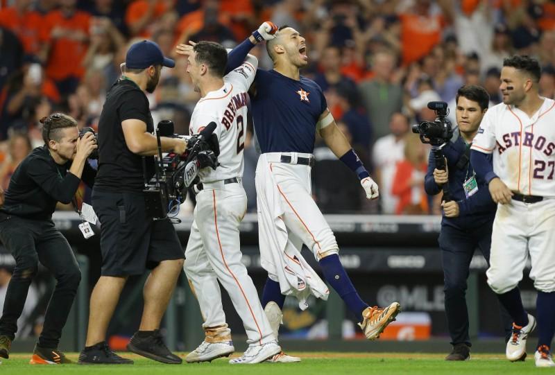 MLB》柯瑞亞再見轟創稀有紀錄 洋基慘當史上唯一苦主