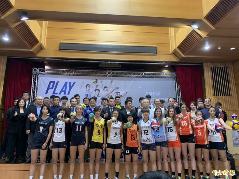 排球》企排聯賽邁入15週年 CONTI隊日本外援兩年前訪台愛上台灣