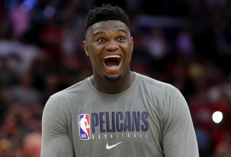 NBA》驚!例行賽一球沒打就動刀 鵜鶘「怪物狀元」至少休6週