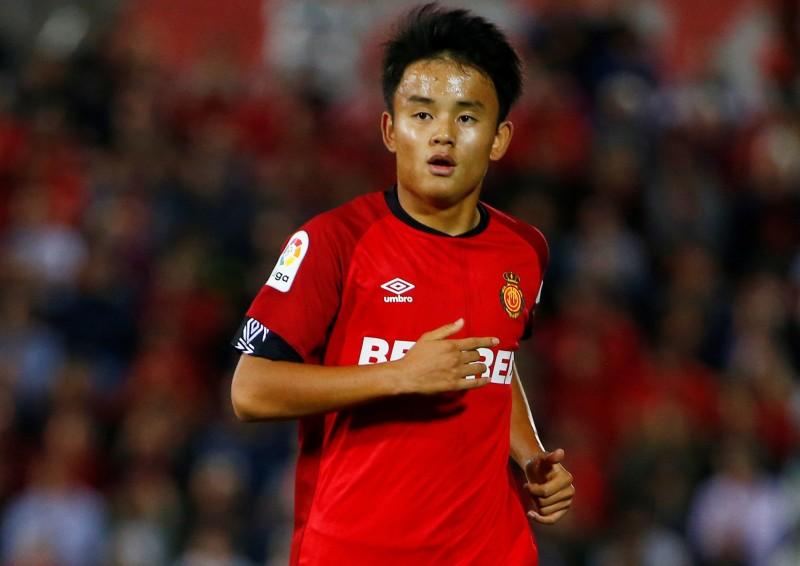 足球》選擇皇馬而非回歸巴薩 「日本梅西」透露主因