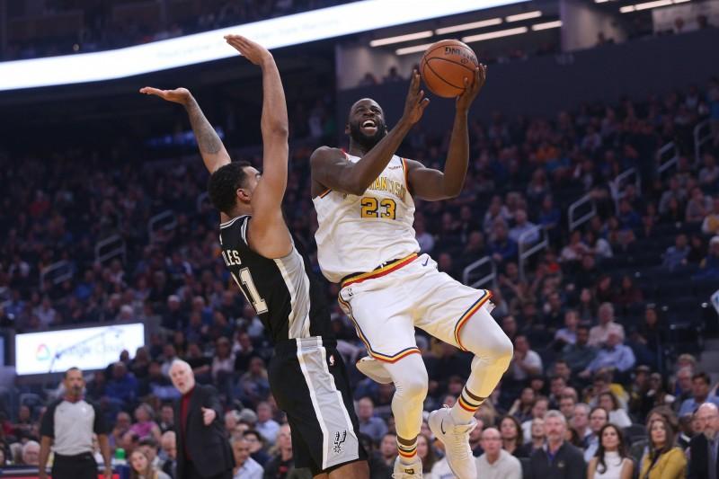 NBA》悲情勇士傳來好消息! 明星前鋒即將歸隊