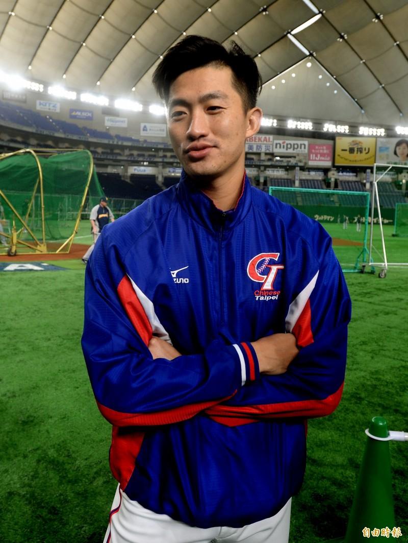 12強》帶著遺憾入睡 吳昇峰:「難過就留在東京巨蛋。」