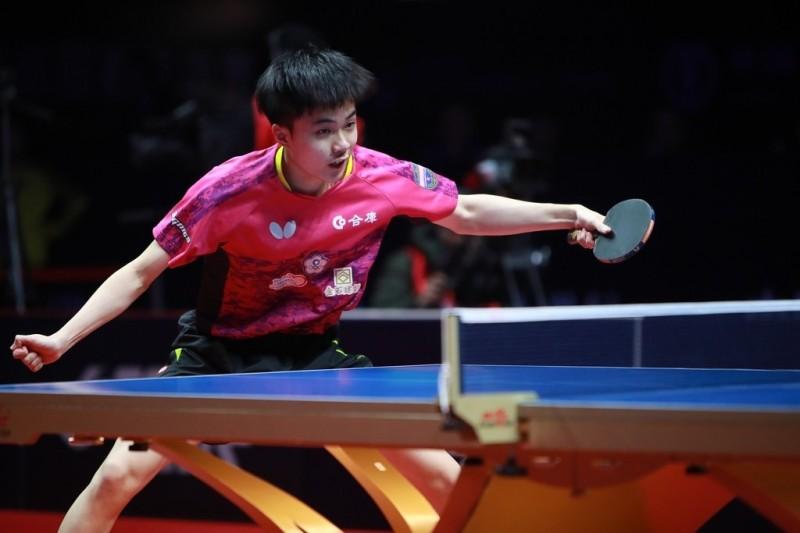 桌球年終賽》直落四不敵林高遠 林昀儒8強止步