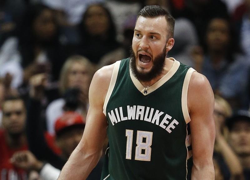 NBA》前公鹿毒藥中鋒轉戰CBA  取代「半獸人」加盟廣廈