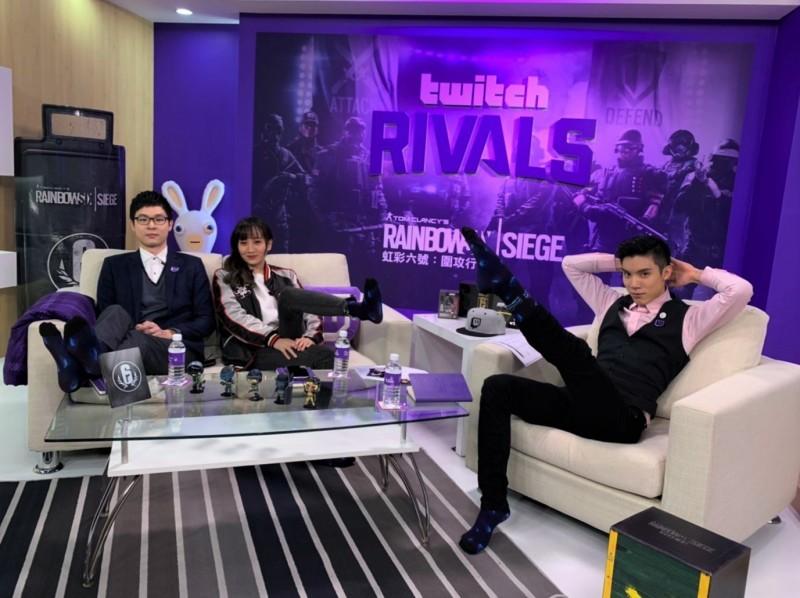 電競》Twitch Rivals魅力無限!實況主盛會數據大揭密