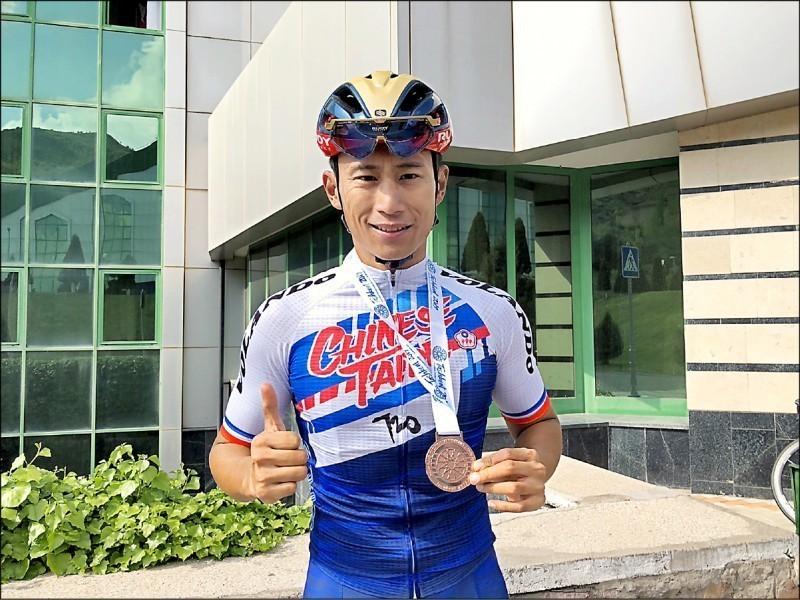 自由車》相隔12年重返奧運 馮俊凱:盡力爭取最好表現