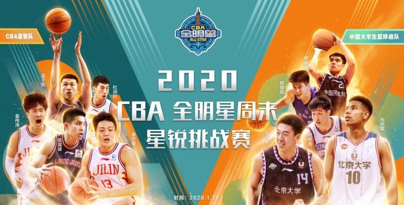 CBA》台灣唯一明星賽週出場! 陳盈駿入選星銳隊