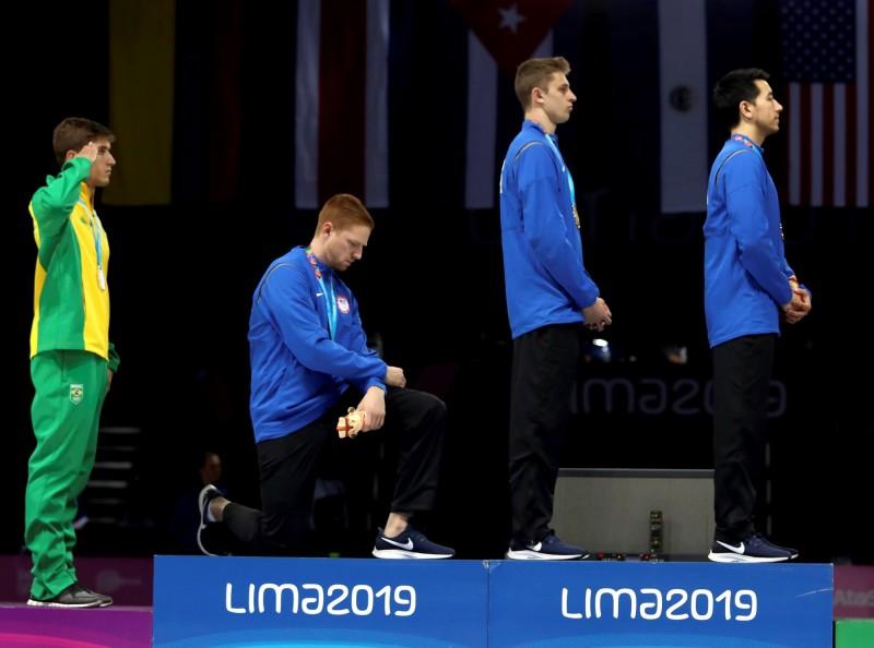 東奧》政治歸政治?國際奧會頒政治表態禁令 違者將受三輪處罰