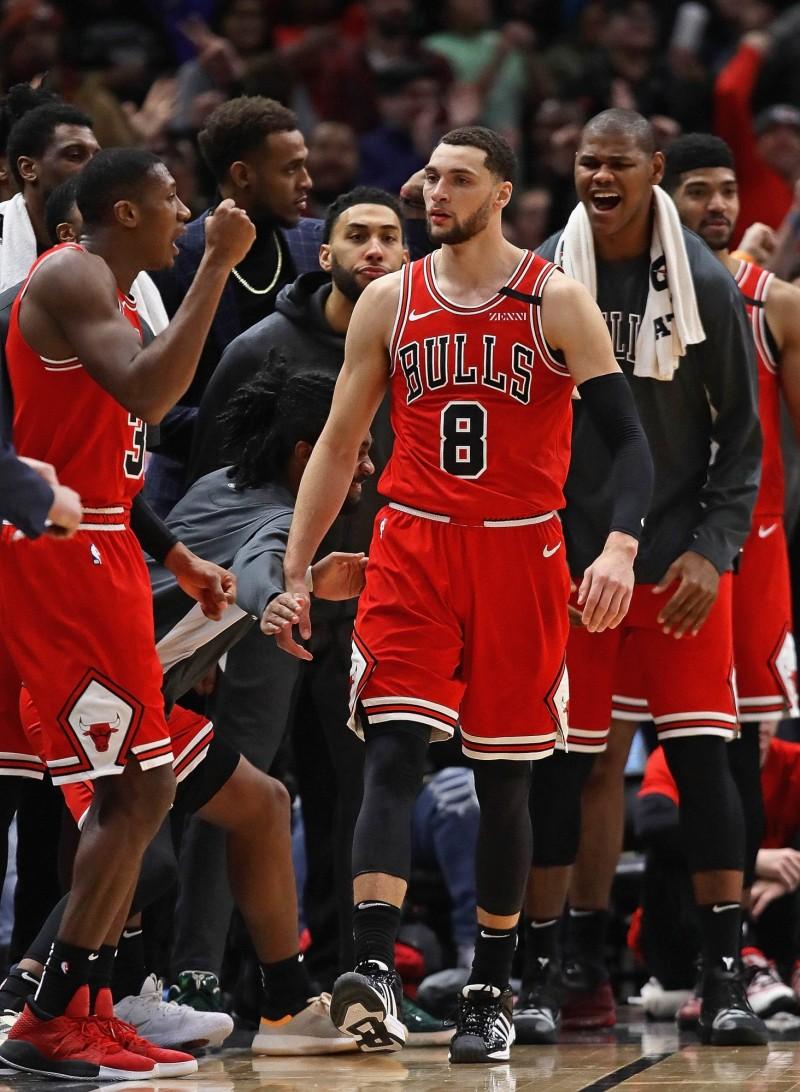 NBA》拉文決勝節狂轟21分 公牛倒追19分逆轉騎士(影音)