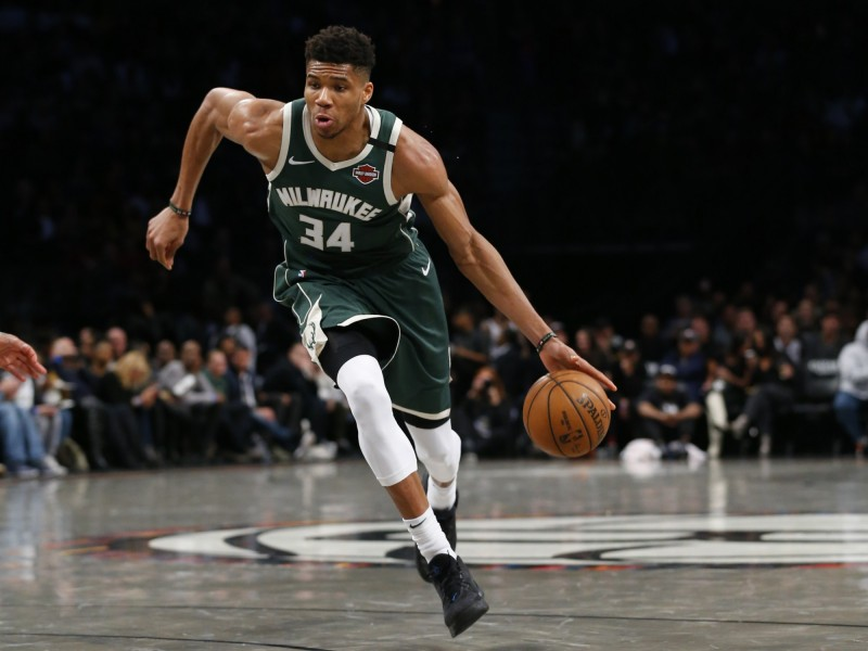 NBA》字母哥高效29分12籃板 公鹿輕取籃網收六連勝(影音)