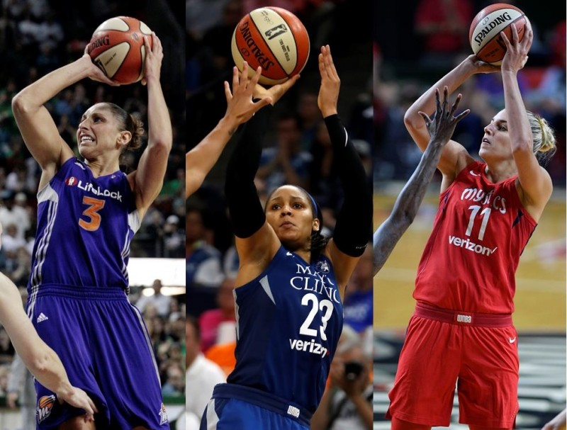 籃球》女生也能打NBA! 「老大」點名這3人夠格